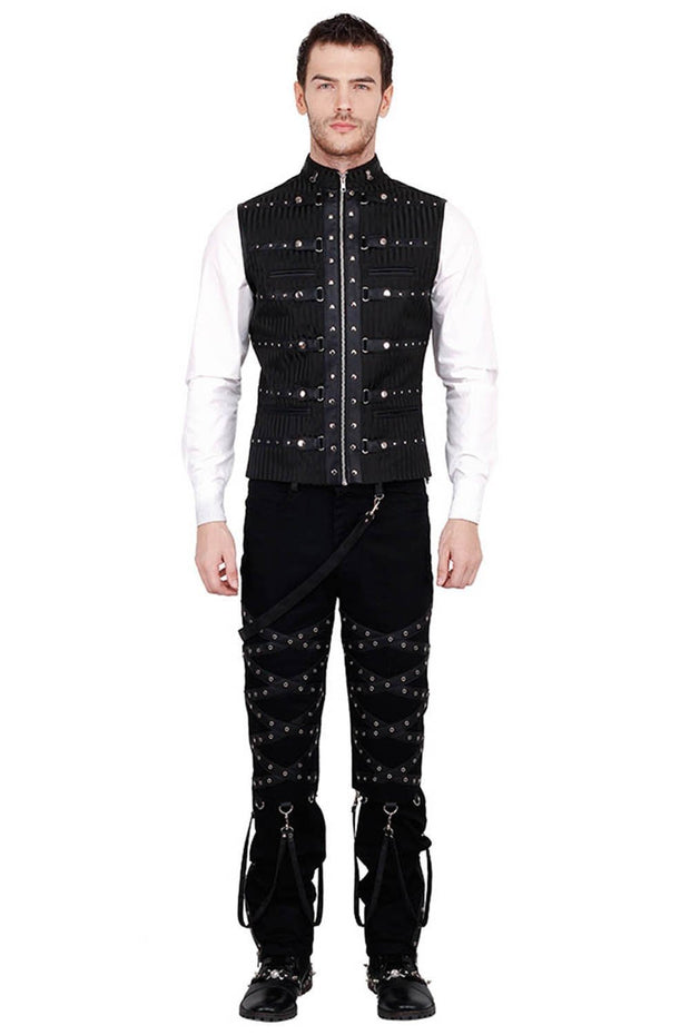 Bengt Custom Made Gothic Men's Waist Coat