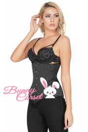 Neith Waist Cincher Brocade Corset