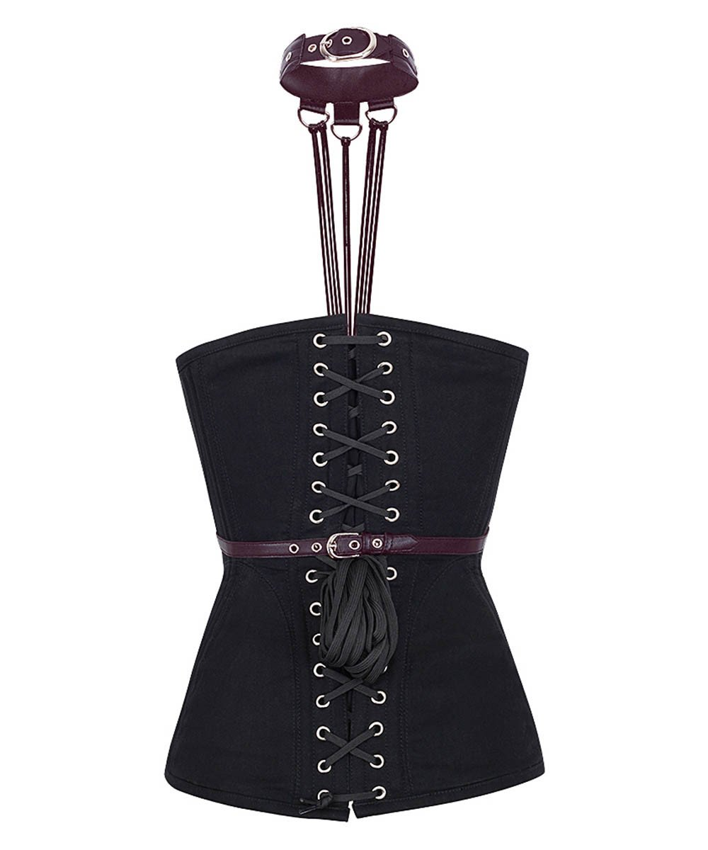 Hamia Hand Crafted Corset Gear