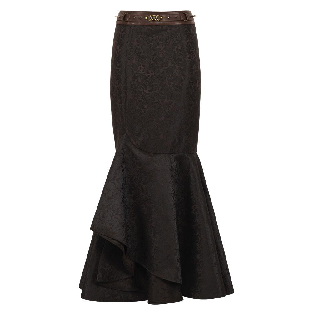Haman Steampunk Skirt
