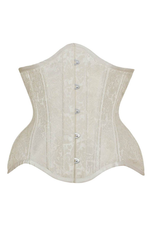 Mana Custom Made Brocade Curvy Corset Trainer