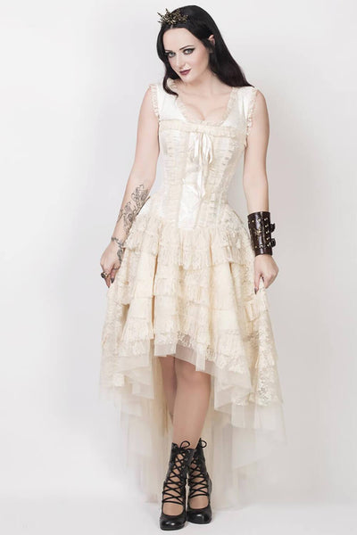 Lachie Custom Made Victorian Inspired Corset Dress