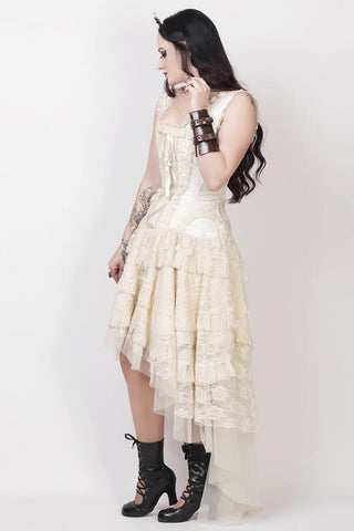 Lachie Victorian Inspired Corset Dress