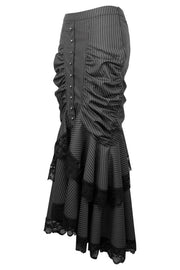 Romina Custom Made Victorian Steampunk Skirt