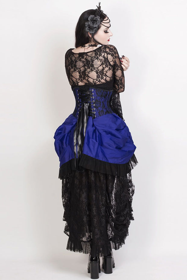 Finnur Burlesque Underbust Corset Dress