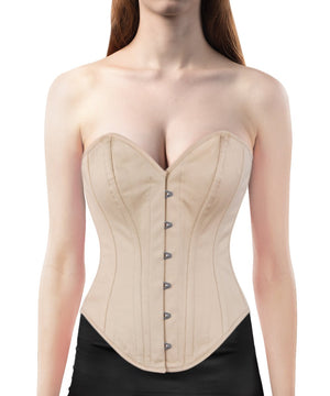 Instant Shape Classic Overbust Corset in Cotton