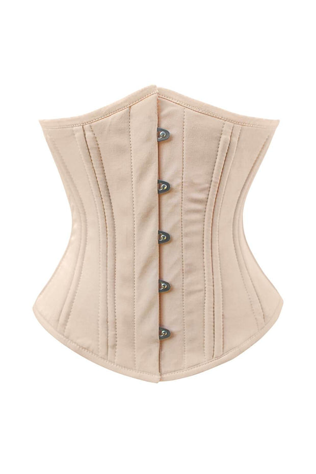 Alden Waist Training Underbust Cotton Corset