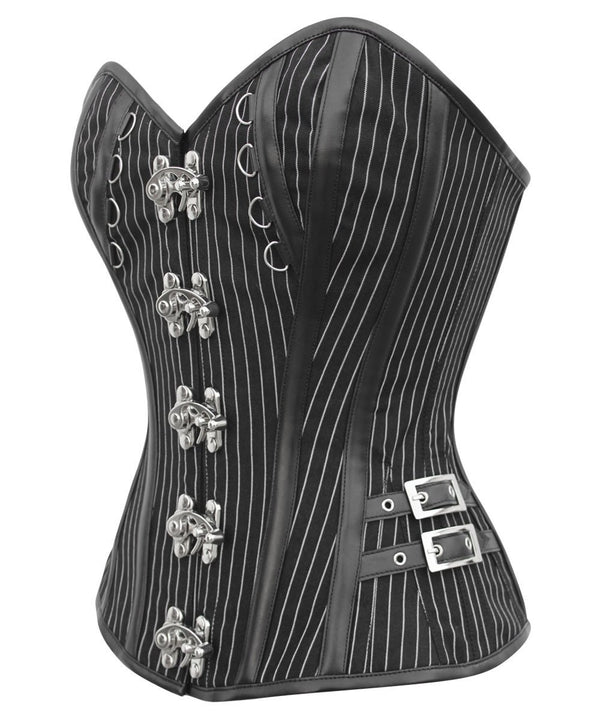 Blakesley Overbust Steampunk Corset