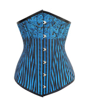 SOLD OUT - Nettie Waist Trainer Underbust Brocade Corset