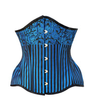 Shirley Curvy Brocade Waist Training Corset