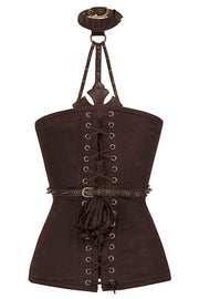 Olethea Hand Crafted Corset Gear