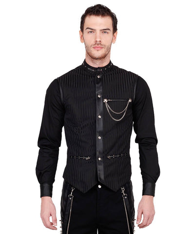 Bertwin Gothic Men's Waist Coat