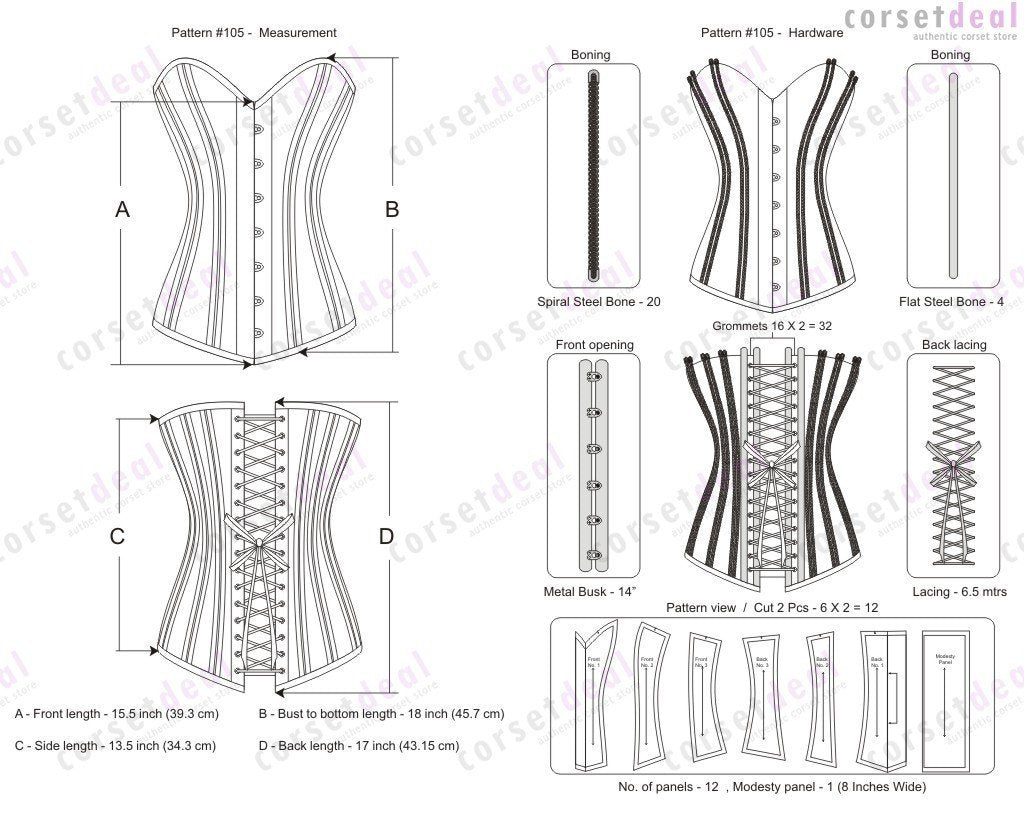 Orvil Waist Training Corset