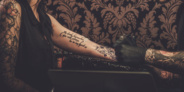 Tattoo Care 101: The Basics