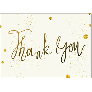 Doodlecards Thank You Greeting Card - Medium
