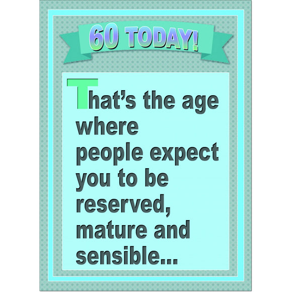 Doodlecards Funny 50th Birthday Card Age 50