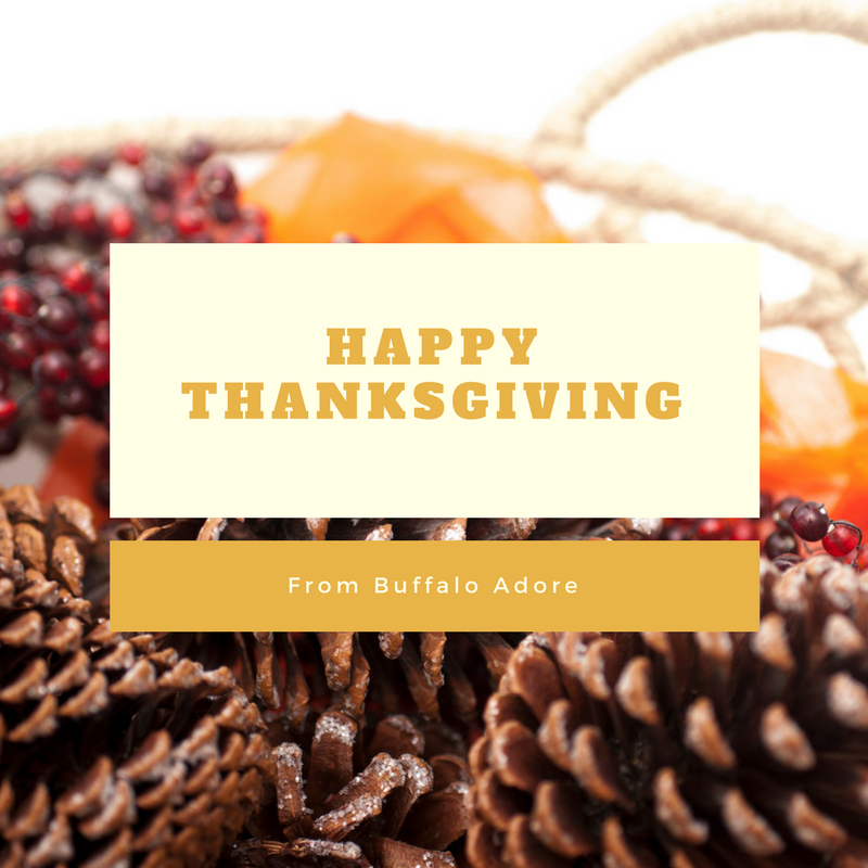 Have a great Thanksgiving!