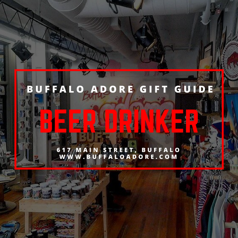 Buffalo Adore Gift Guide for Beer Drinkers!