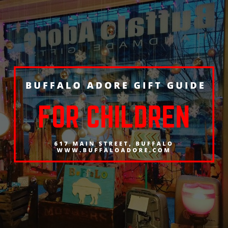 Buffalo Adore Gift Guide for Children!