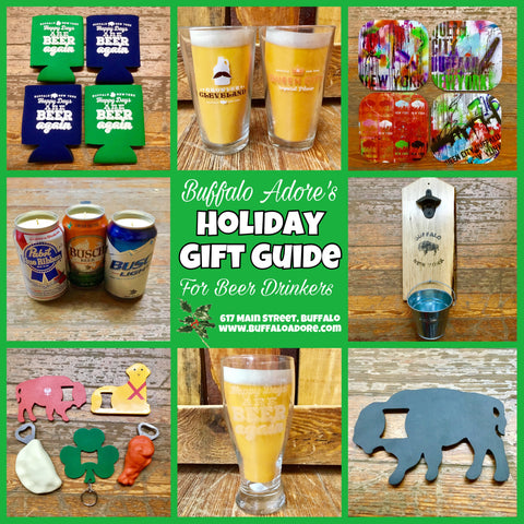 Buffalo Adore Gift Guide for Beer Drinkers