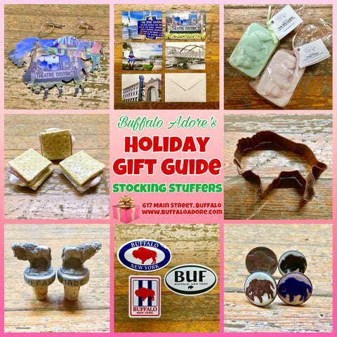 Buffalo Adore Gift Guide for Stocking Stuffers!