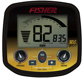 GOLD BUG PRO FISHER DETECTOR DE METALES - impomax
