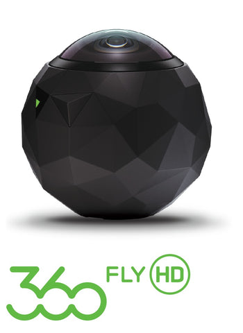 FLY 360 CAMARA PANORAMICA 360° HD - impomax