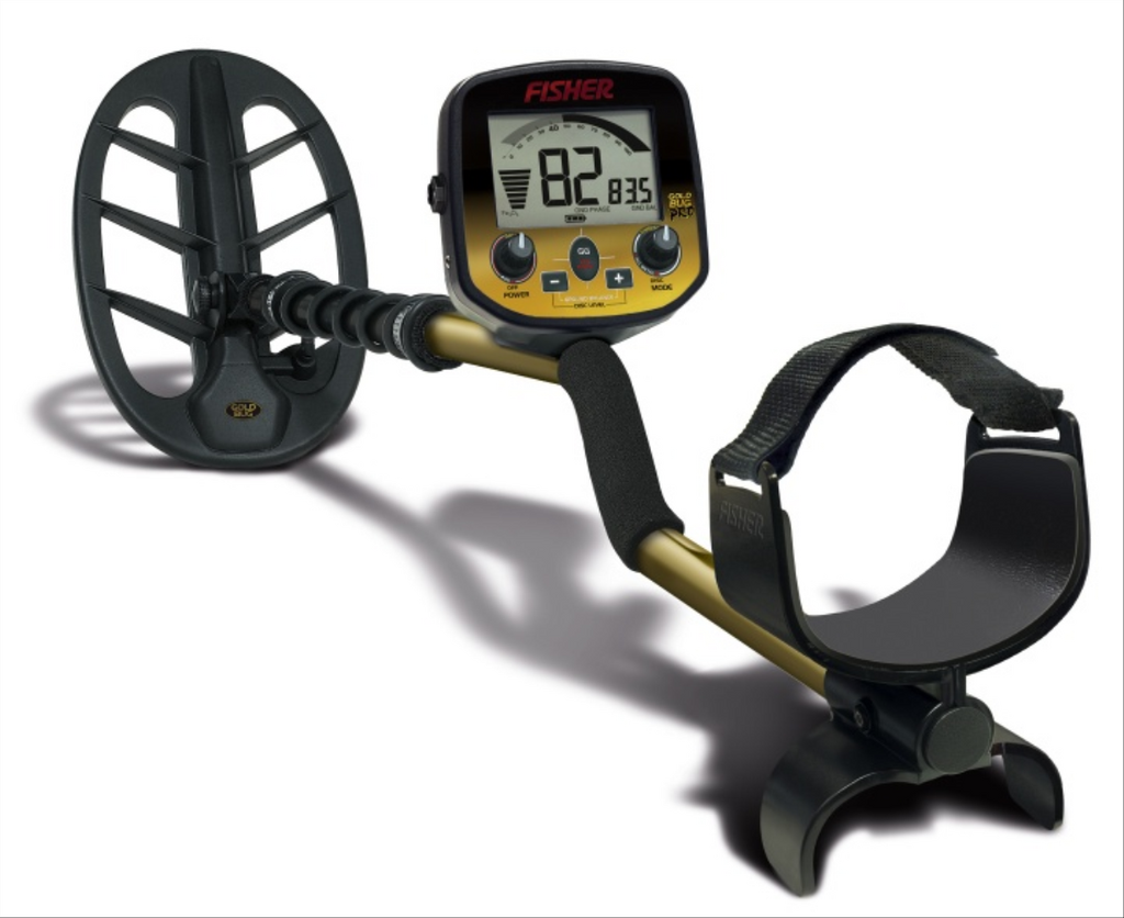 Fisher Gold Bug PRO Detector de metales - impomax