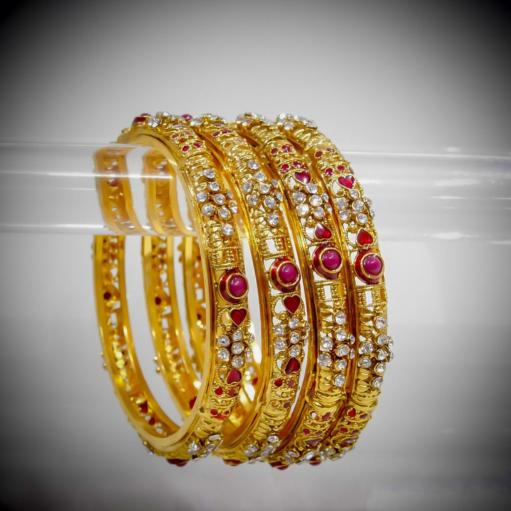 Bangles Red