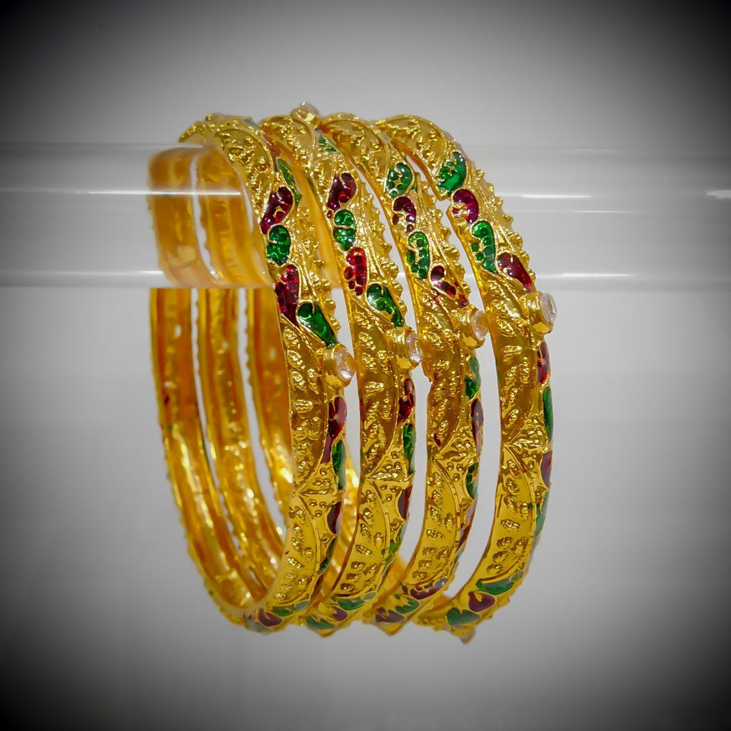 Bangles Red Green