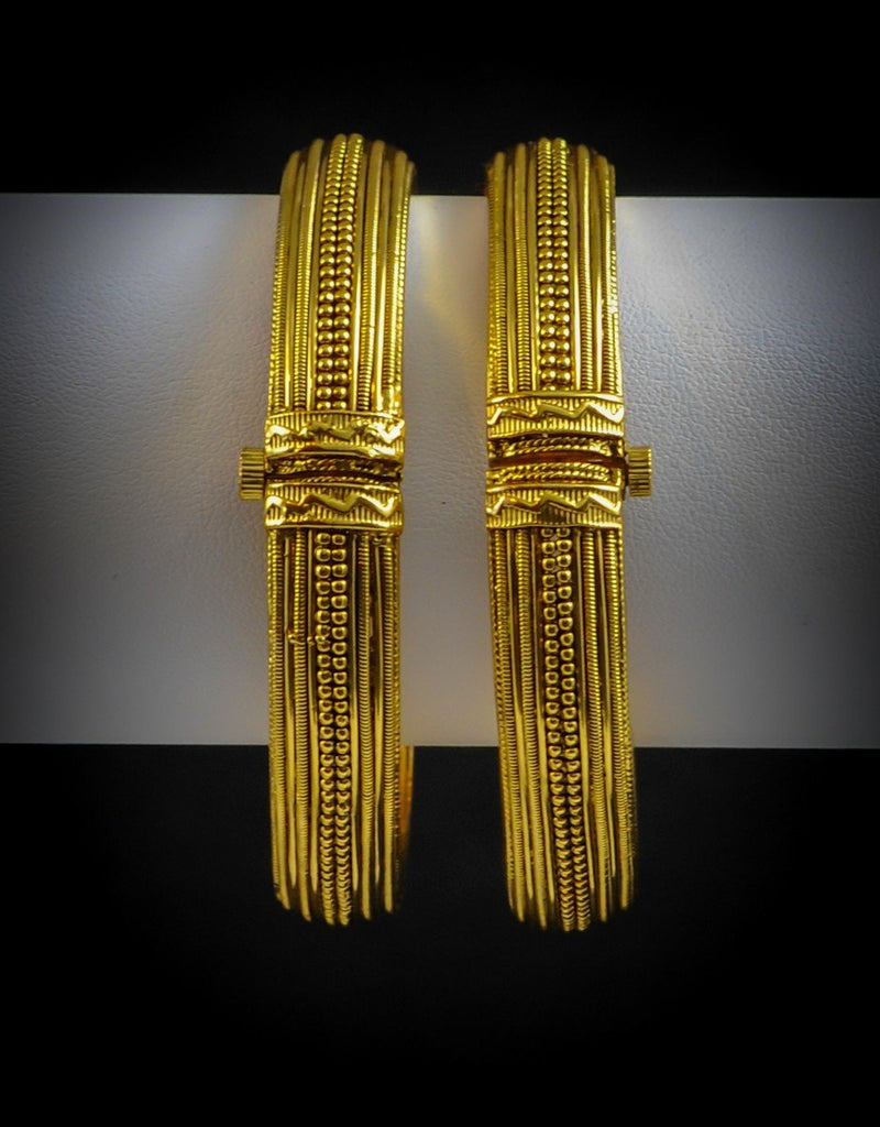 Bangles Antique Gold