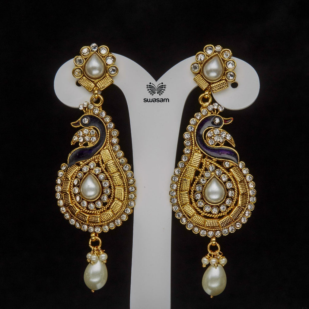 Earrings Pearl