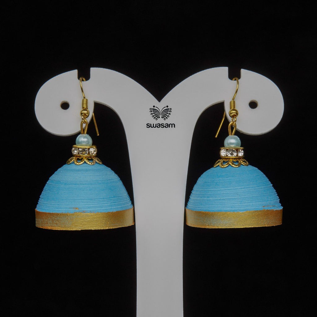 Earrings Sky Blue