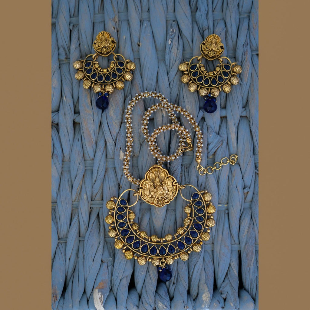Pendant Royal Blue
