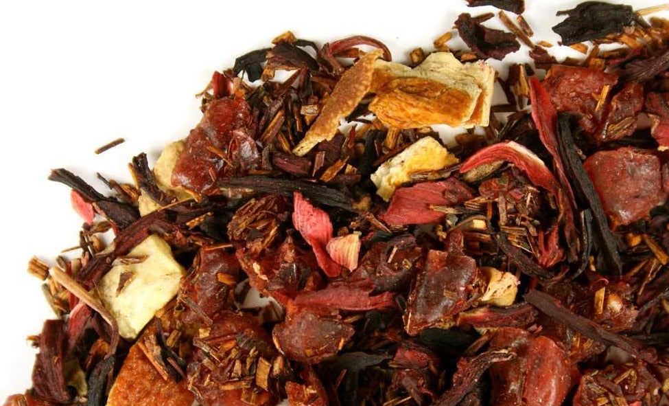 Cranberry Orange Tea - Euphoric Herbals