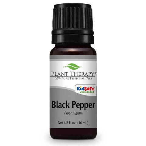 Black Pepper - Euphoric Herbals