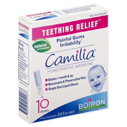 Camilla Teething Relief (30 doses) - Euphoric Herbals