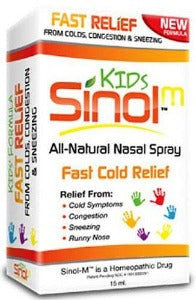 Sinol Allergy & Sinus Relief {Kids} - Euphoric Herbals