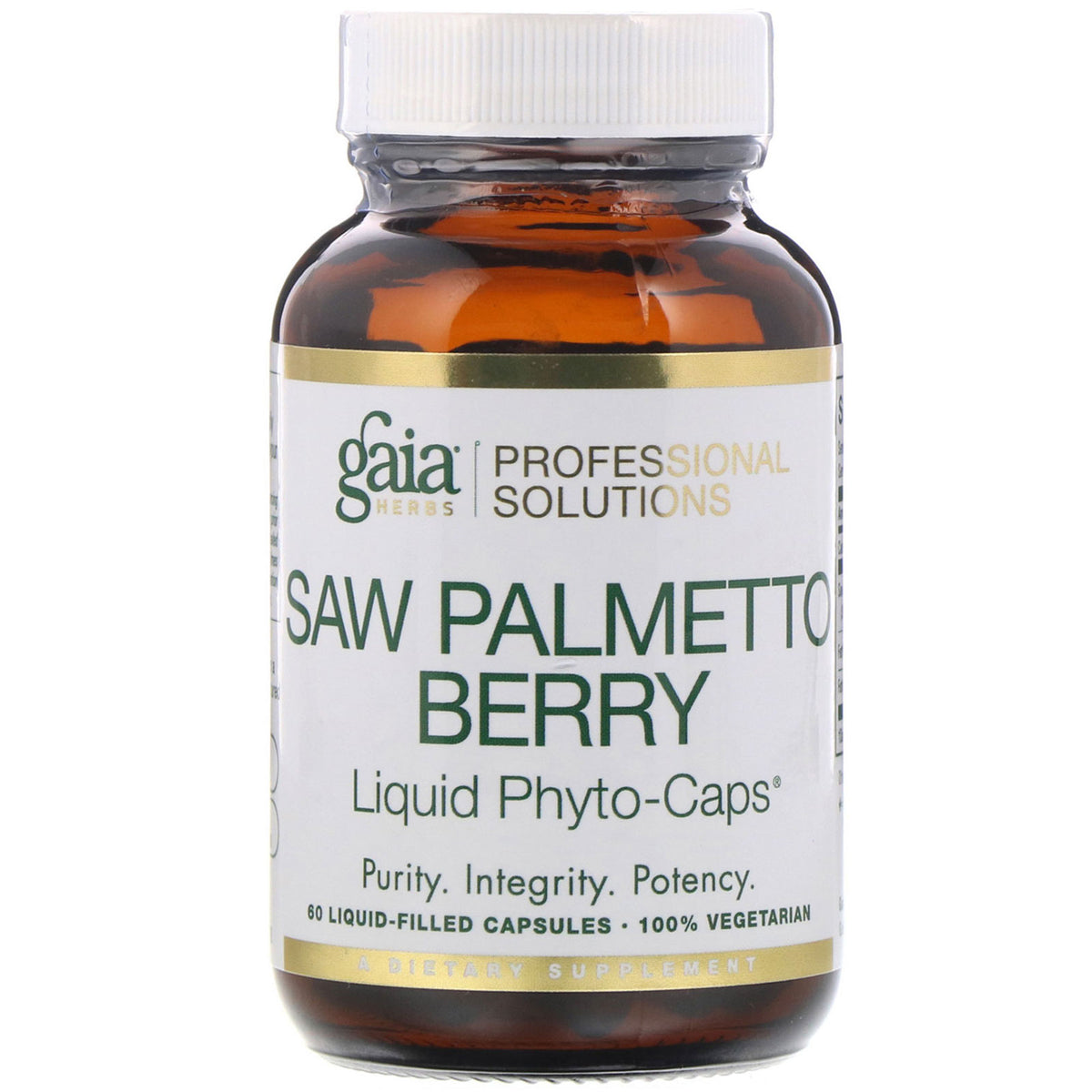 Saw Palmetto Berry Capsules - Euphoric Herbals