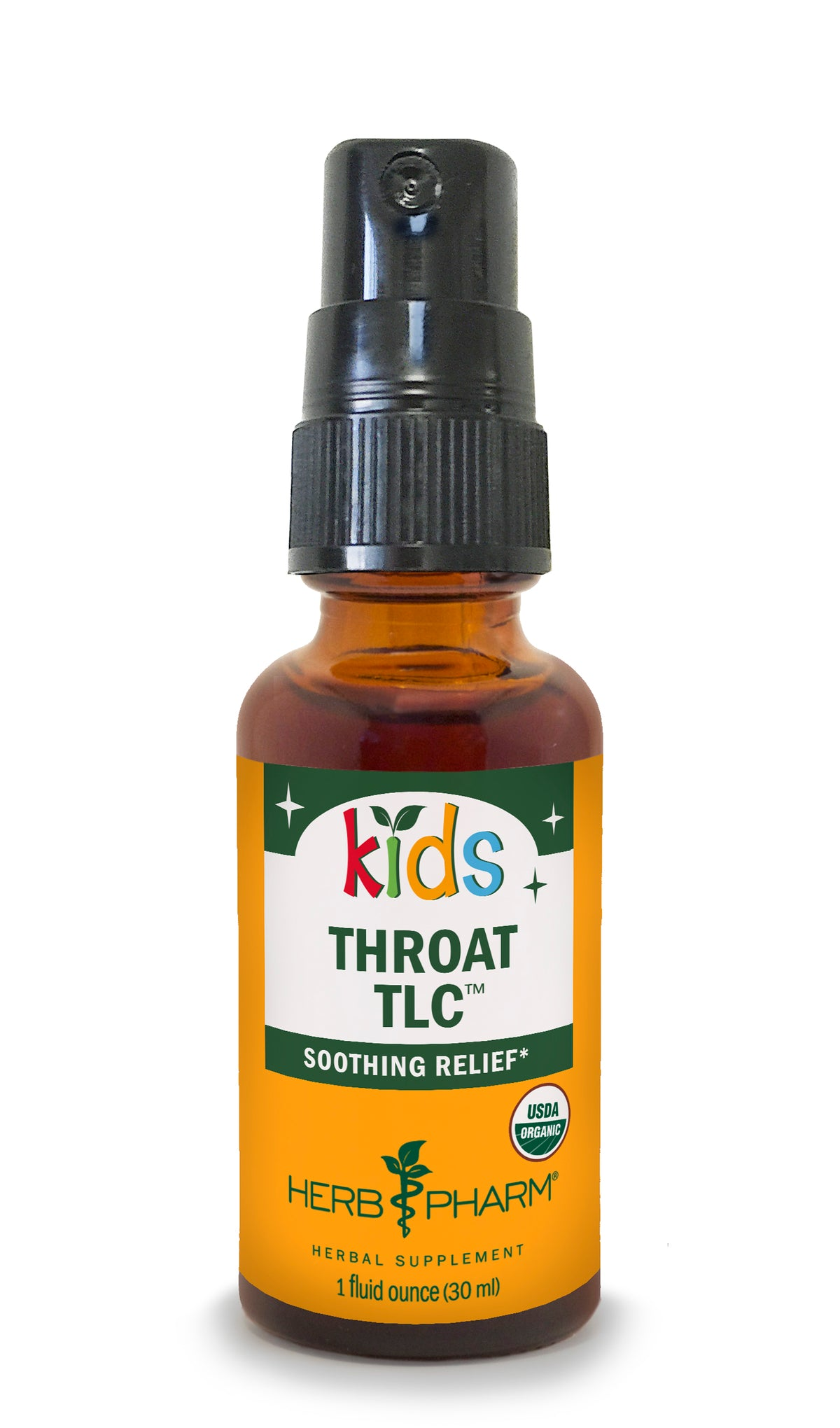 Kids Throat TLC Spray - Euphoric Herbals