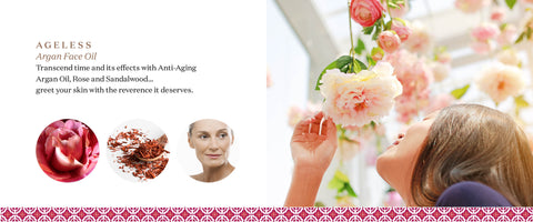 Ageless Renewing Argan Face Oil
