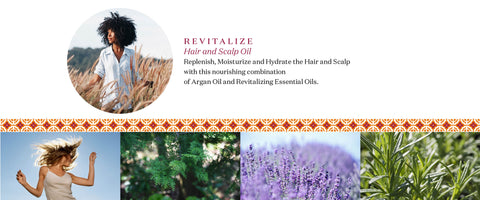 REVITALIZE Argan Body Oil