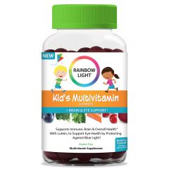 Kid's Multivitamin Gummies with Brain and Eye Support