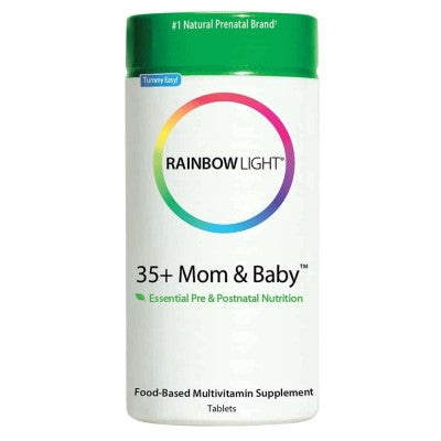 35+ Mom & Baby™ Pre-& Postnatal Food-Based Multivitamin