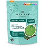 Vanilla and Greens Essential Blend (8.8oz)