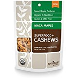 Maca Maple Cashews Superfood (4oz)