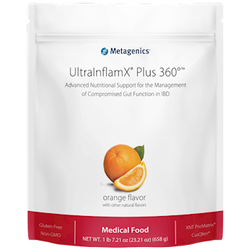 UltraInflamaX (Orange) by Metagenics