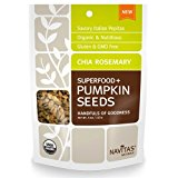 Chia Rosemary Pumpkin Seeds Superfood (4oz)