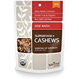 Goji Basil Cashews Superfood (4oz)