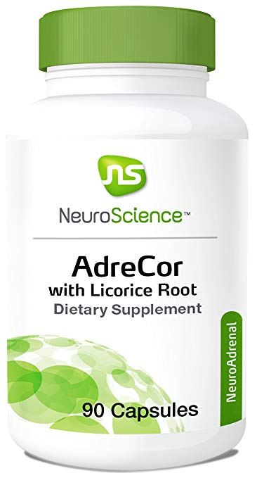 AdreCor with Licorice Root- 90 ct